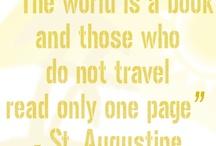 Travel Inspirations*