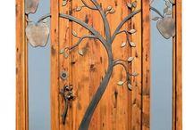красивые двери