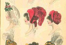 Regency era hats