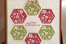 Carte hexagone