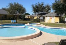 McAllen City holiday rental with pool