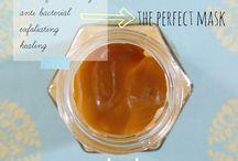 Manuka honing / De kracht van Manuka honing, inwendig en uitwendig.