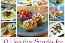 Healthy Ways to Start the New Year / Keeping it healthy in the New Year