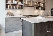 Luxury Kitchens - Tom Howley Modern Grey