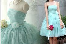 Bridesmaid dress / hledají se šaty pro družičky :-)