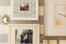 photo frame/grouping/ideas