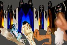 Digital Paintings | No More / Digital Paintings | No More by Banu Haznedar