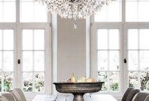 ◇kitchen & dining◇ / Glamorous Kitchen and Dining Room! #kitchen #glamour #modern #diningroom