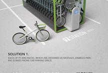 + bike - car