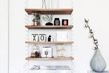 Goodlooking shelves