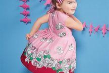 Simonetta - beautiful dresses for summer 2014