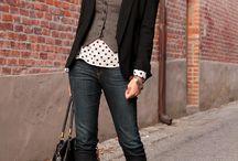 Fashion | Wear to Work / by Erin Dyni