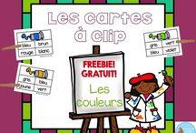 Produits de Mme Émilie / Ce tableau regroupe mes créations pédagogiques gratuites et payantes disponibles sur le site Mieux Enseigner et sur le site Teachers pay Teachers.