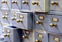 szafki katalogowe
