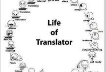Translator's life