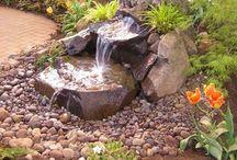 Zahradní jezírka