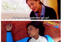 Mindy's Wisdom / Mindy Lahiri. I want to be her.