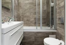 bathrooms / inspirations for the bathroom design