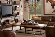 Salas/Living Rooms