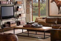 Salas/Living Rooms