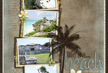 Scrapbooking Hawaii