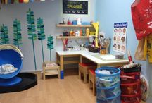Art and Play Therapy Space / Views from our consultation therapy rooms and art therapy studio