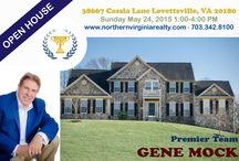 Open Houses in Northern VA