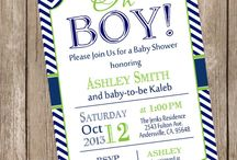 {Leslie's Baby Shower}