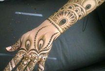 Henna Art...