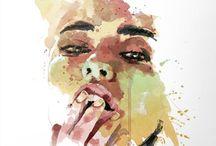 aquarelle :: Robert Dean