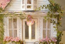 Кукольные домики ( разные)
