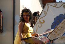 51° edizione della Festa dell'Uva - Sfilata dei carri allegorici 2008