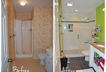Bathrooms - Showers Makeover ideas