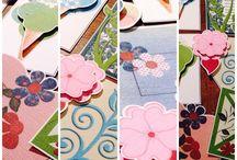{alegria inbox by julia cotrim} / kits mensais by julia cotrim, com fofurices hand made para seu artesanato e para te fazer feliz! :) monthly projects by julia cotrim