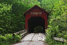 Covered Bridges, Barns