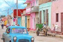 Cuba Travel / Cuba Holiday Inspiration