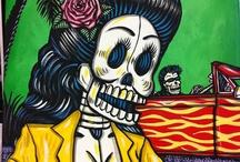 Dia de los Muertos / by Donna