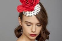 Hats, Fascinators, Lids, Etc. / Fashion and Beauty / by Lee Anne Cash