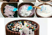 Food / Ice cream cake