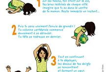 yoga relaxation enfants