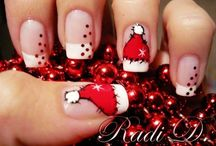 Nail designs / by Donna Wesner