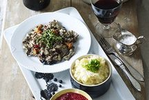 Norwegian cuisine / Traditional norwegian food