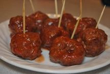 Appealing Appetizer Recipes / Here are some yummy appetizer recipes for your Euchre Card Party!