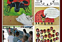 Children's Story Book Activities / Fun activities to do based on books