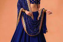 Crop top indian dresses