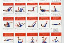 pilates con banda