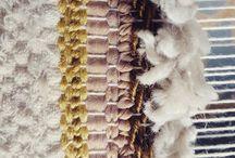 MY WORK: weaving