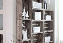 ESTANTERIAS / Ordenar y organizar las estanterías de armarios, baldas para encontrar lo que estamos buscando rápidamente y así ser mas felices