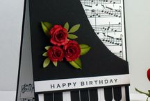 Piano kort
