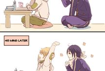Noragami Comic